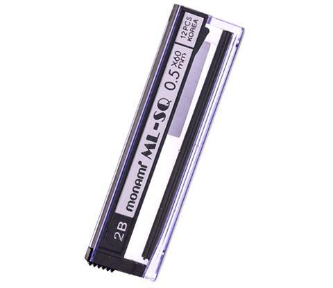 Ruột chì Monami 2B 0.5mm
