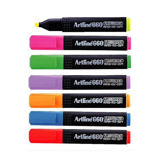 Bút dạ quang Artline EK-660