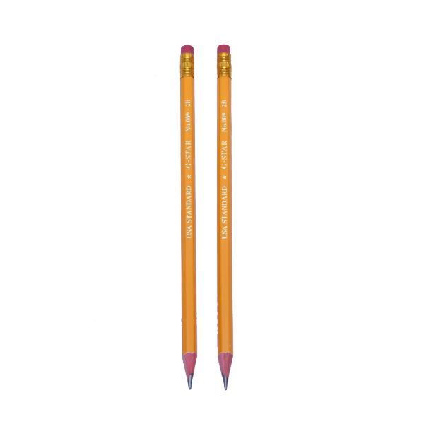 Bút chì gỗ Gstar 2B No.009