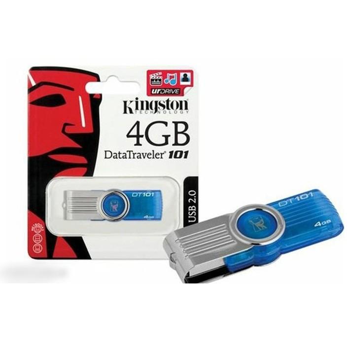 USB Kingston 4GB DT101 G2