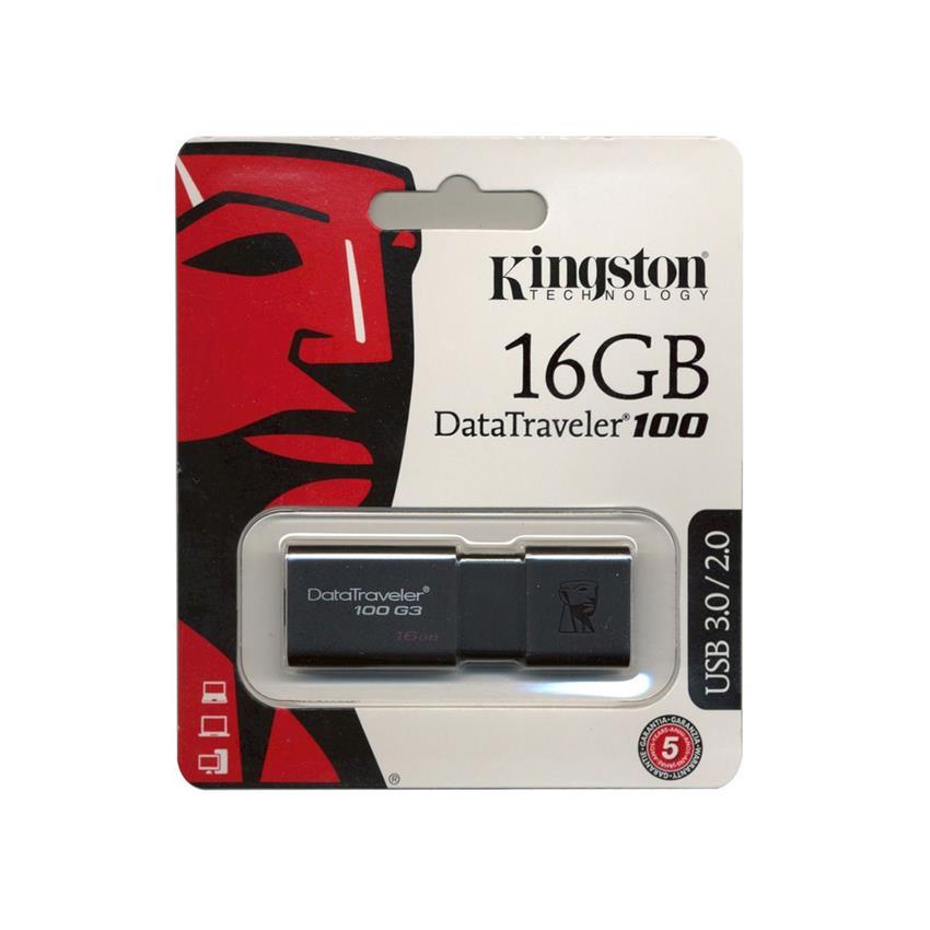 USB Kingston 16GB DT100 G3