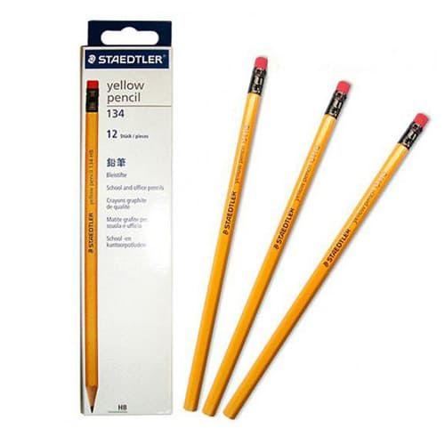 Bút chì gỗ Staedtler 2B 134