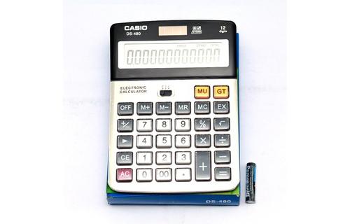 Máy tính Casio DS-480